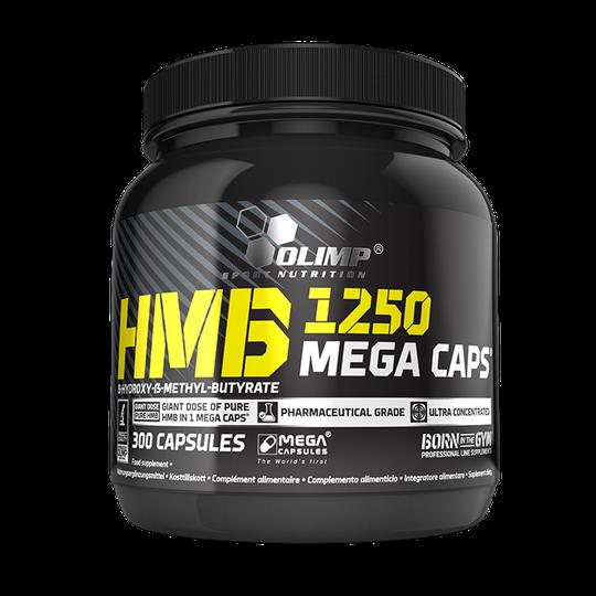HMB Mega Caps, 300 caps