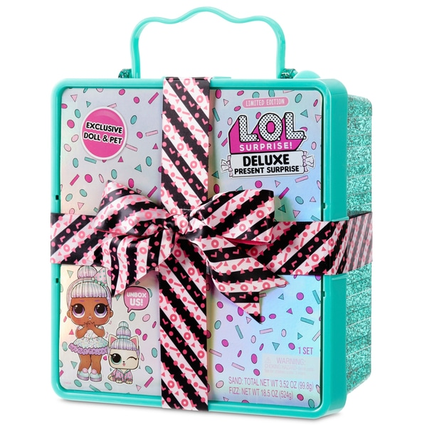 L.O.L. Surprise - Deluxe Present Surprise - Sprinkles