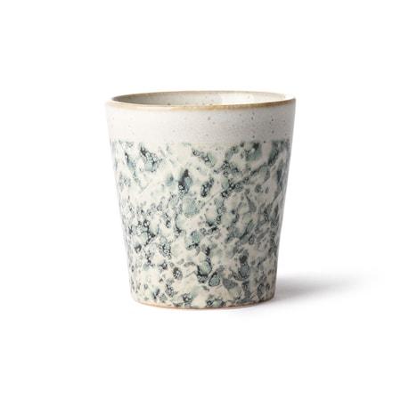 Ceramic 70's Mugg Hail