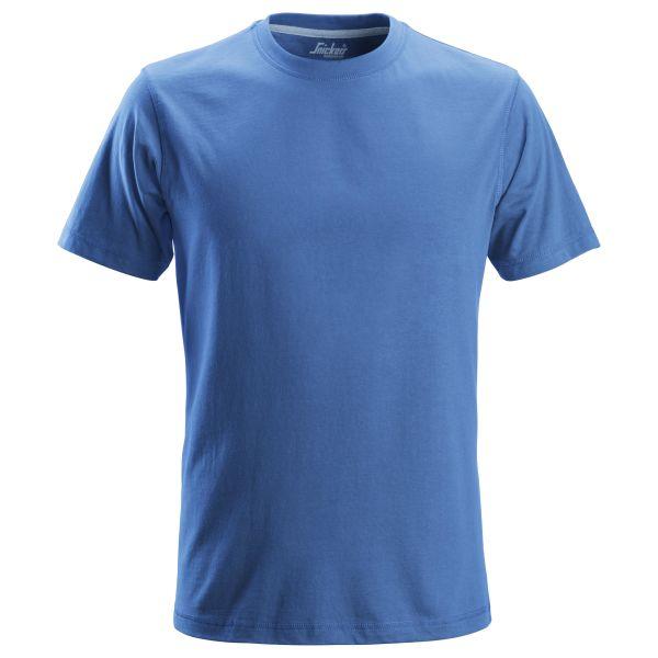 Snickers 2502 T-paita sininen XS