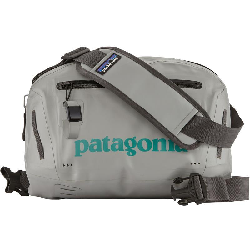 Patagonia Stormfront Hip Pack Stor og funksjonell, Drifter Grey , 10 L