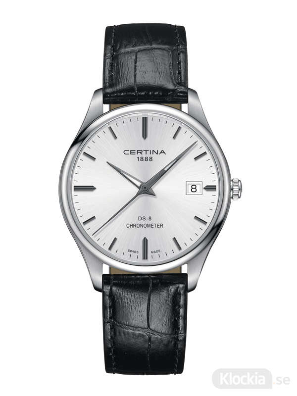 CERTINA DS-8 Chronometer C033.451.16.031.00