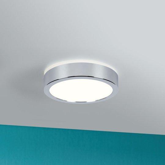 Paulmann Aviar -LED-kattovalo 22 cm kromi 4000K