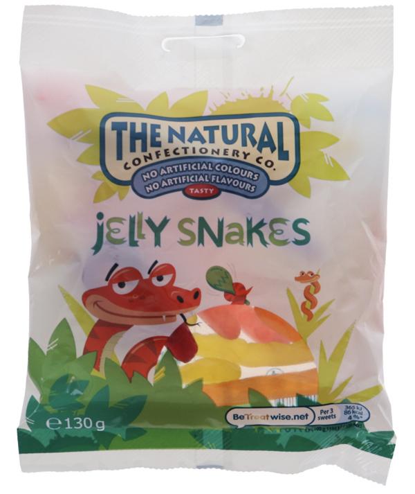 Makeispussi Jelly Snakes - 49% alennus