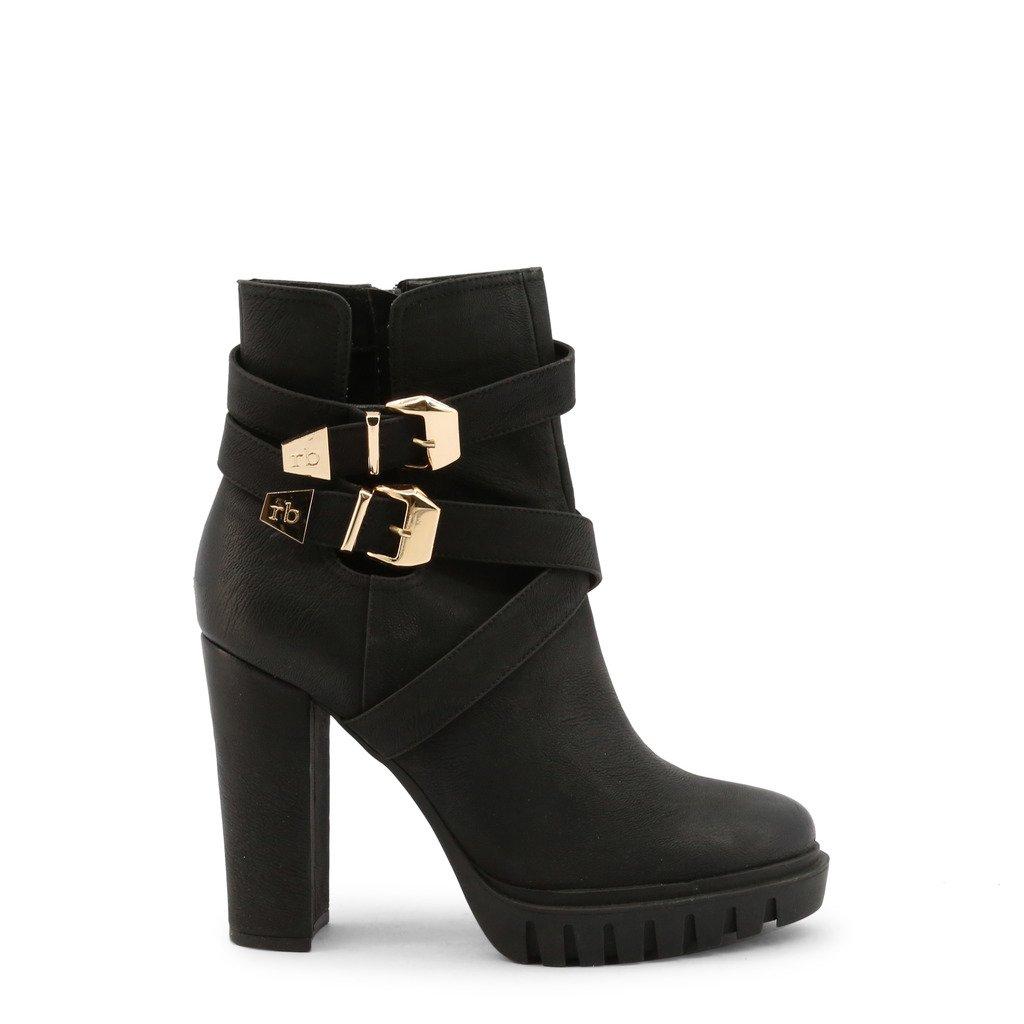 Roccobarocco Women's Ankle Boot Various Colours RBSC0CN02 - grey EU 37