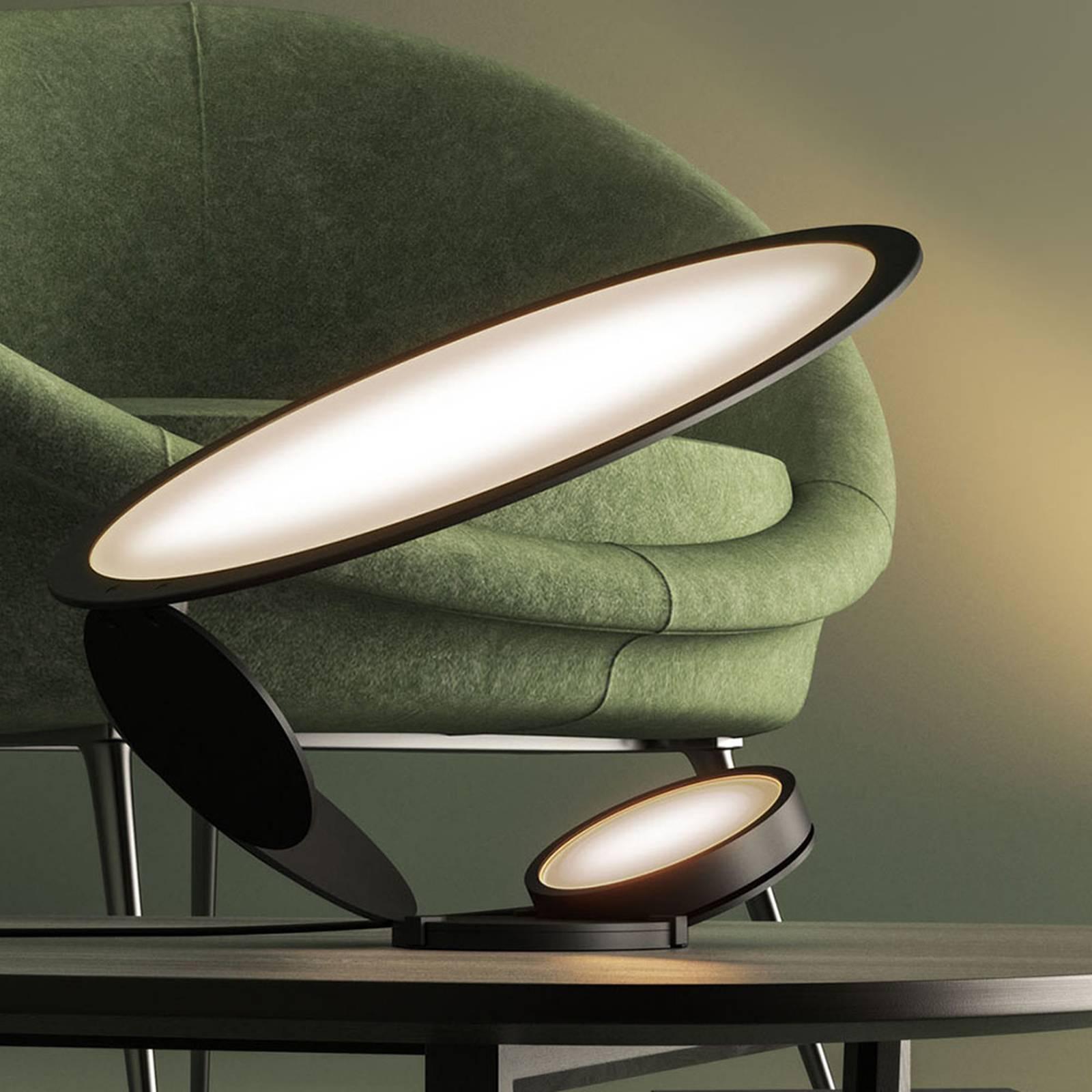 Axolight Cut designer-LED-pöytävalaisin