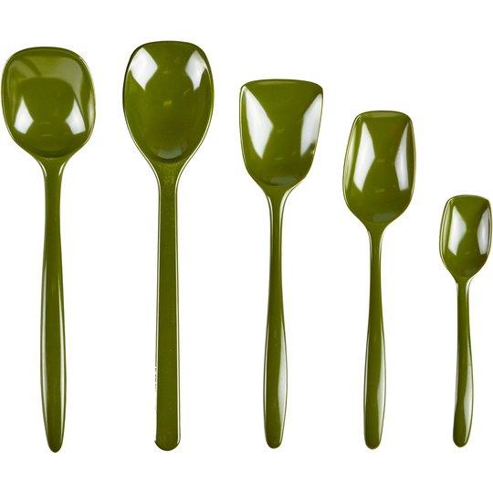 Rosti Mepal Slevset 5 delar, Olivgrön