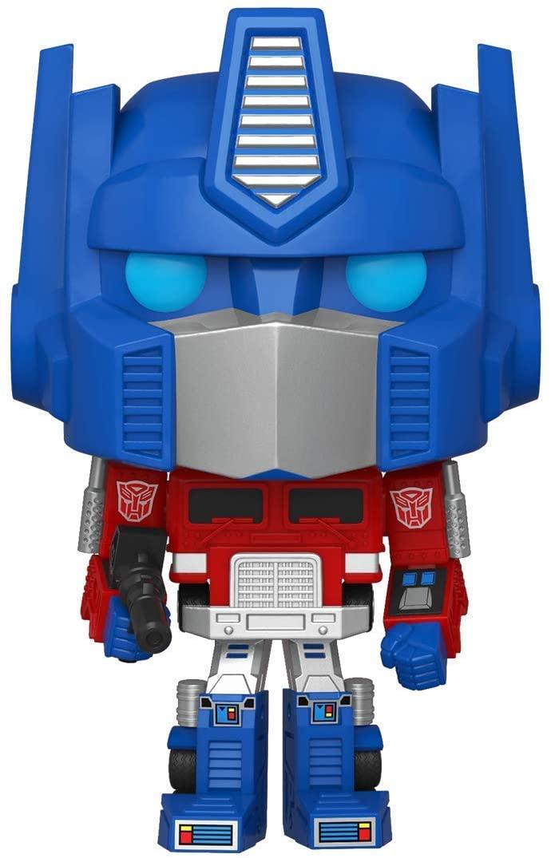 Funko! POP - VINYL Transformers- Optimus Prime (50965)