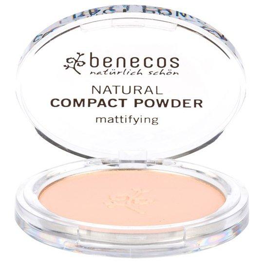 Benecos Natural Compact Powder, 9 g