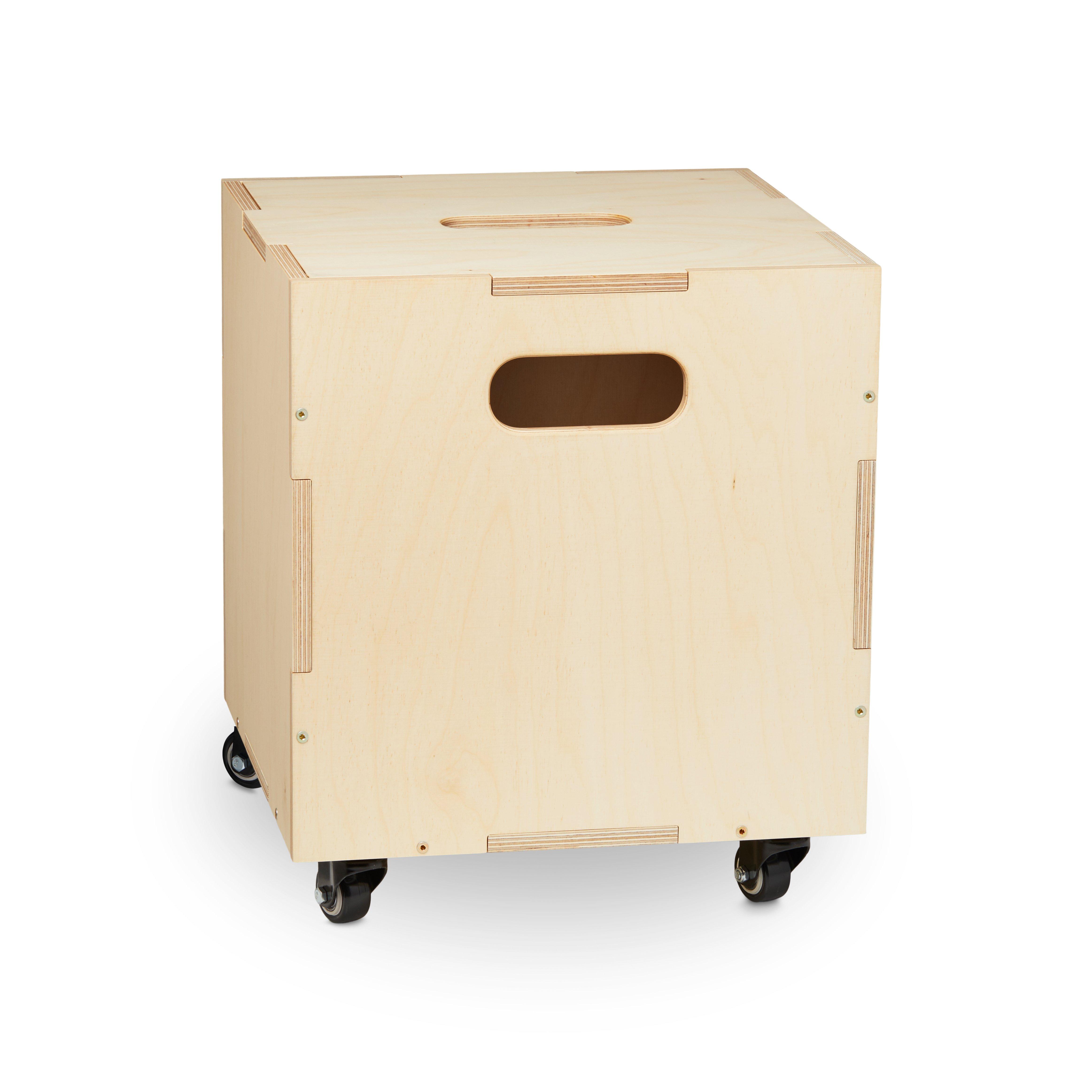 Nofred - Cube Storage - Wood