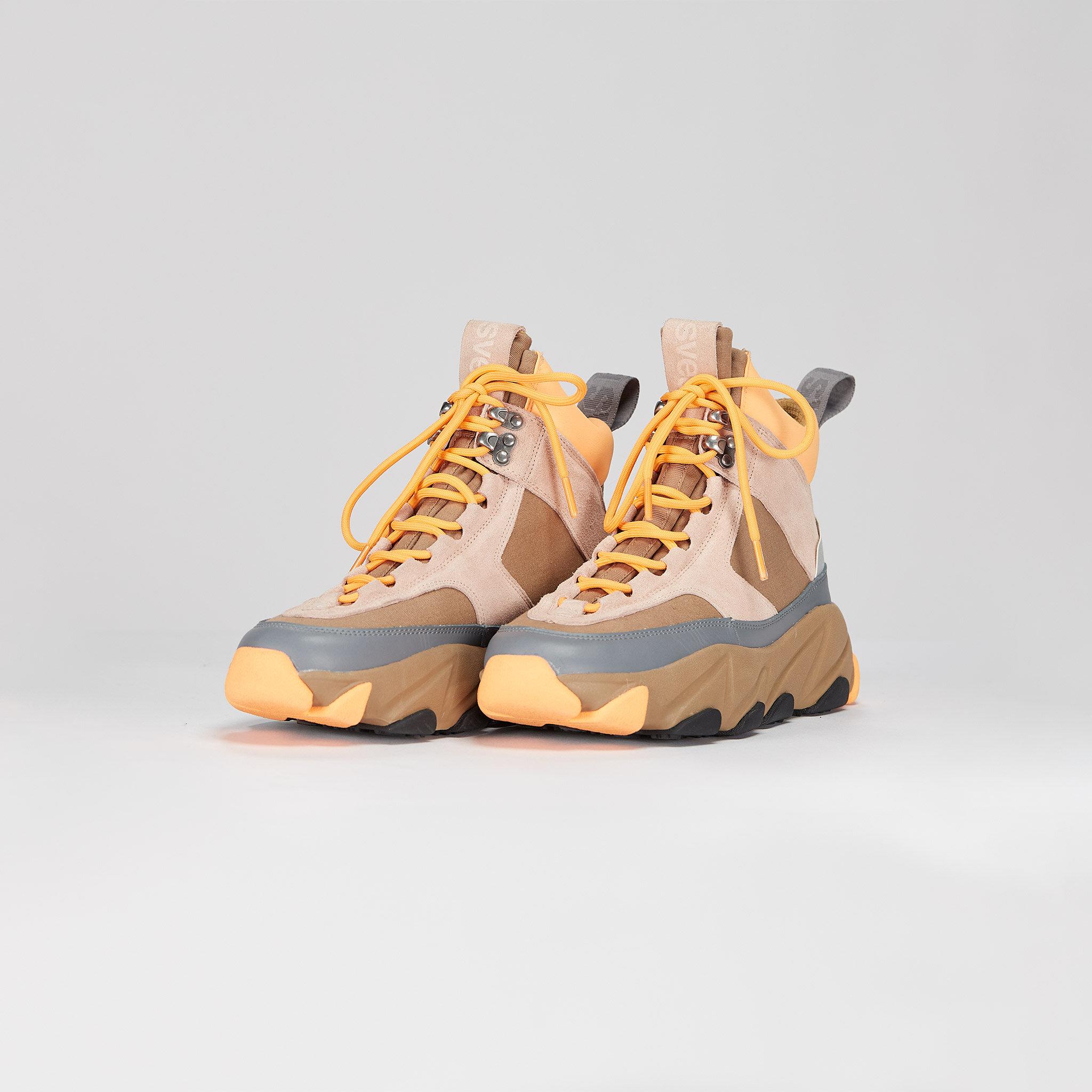 Fire Sneaker Boots