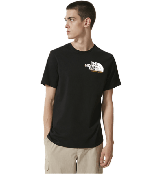 The North Face M Coordinates S/s Tee T-shirts TNF BLACK