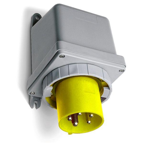 ABB 2CMA167120R1000 Vegginntak IP67, 5-polet, 32 A