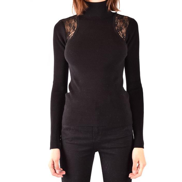 Pinko Women's Cardigan Black 279945 - black L