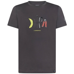 La Sportiva Breakfast T-Shirt M Carbon