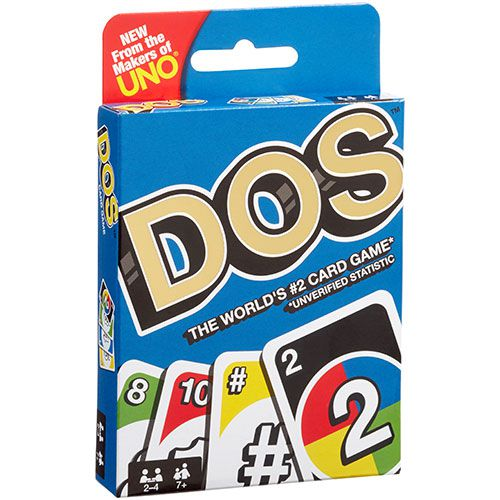 Mattel Games - UNO - DOS (FRM36)