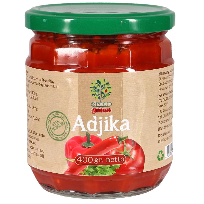 Adjika Sås - 30% rabatt