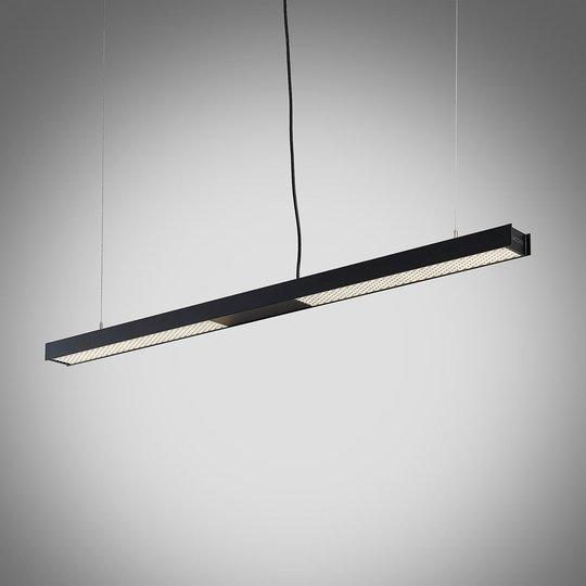 Arcchio Rontan LED-riippuvalaisin, musta