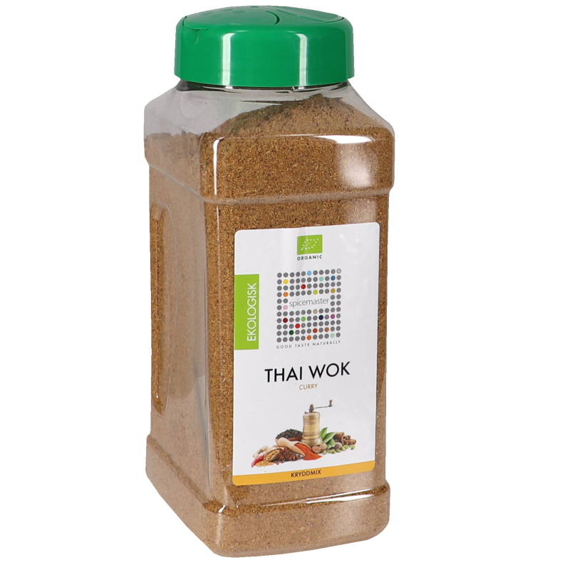 Eko Kryddblandning Thai Wok - 52% rabatt