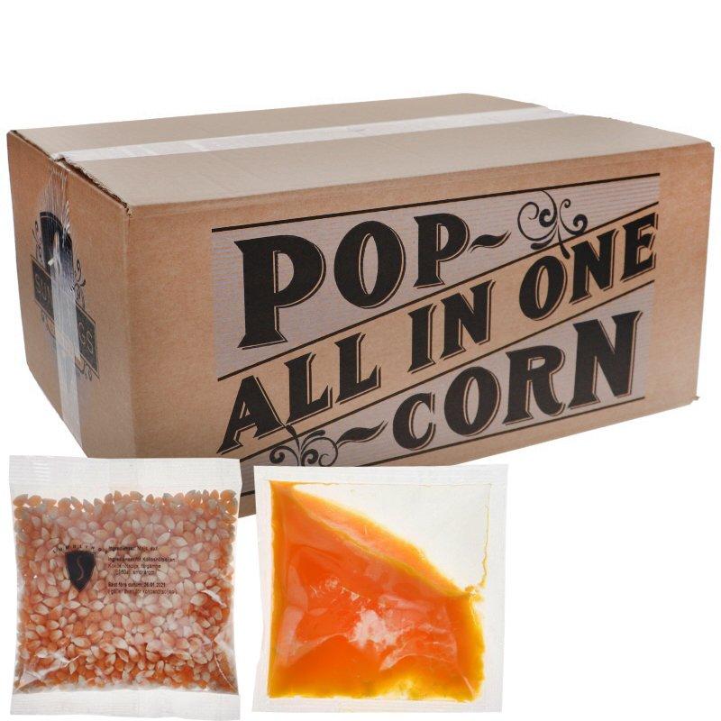 Popcorn Portionspåsar 36-pack - 20% rabatt