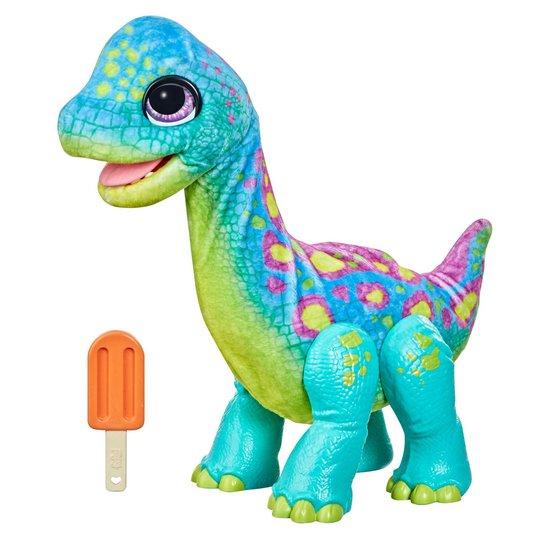Fur Real Brontosaurus Sam