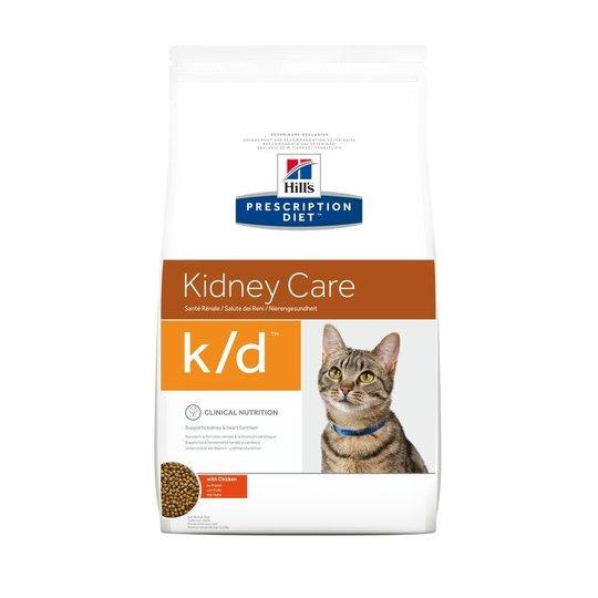 Hill's Prescription Diet Feline k/d Kidney Care Chicken (1,5 kg)