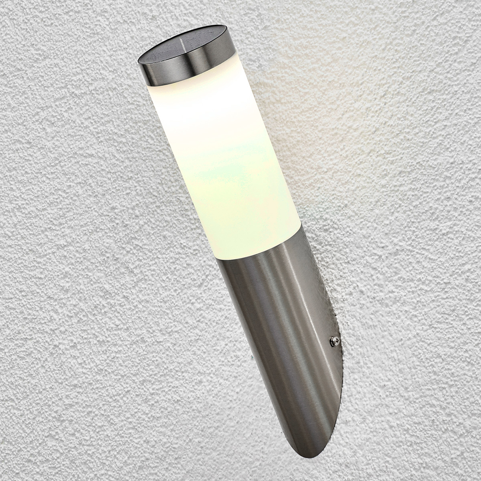 Aurinkotoiminen Jolla LED-ulkoseinävalaisin