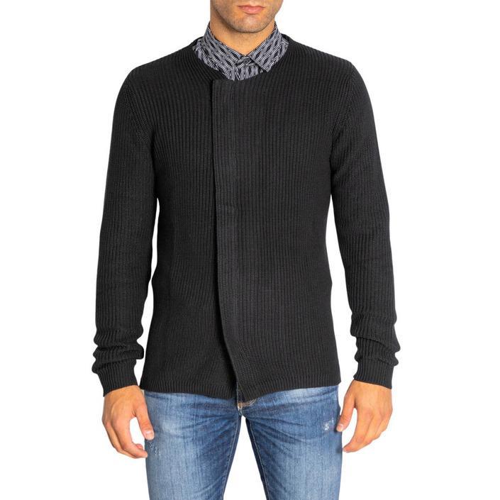 Antony Morato - Antony Morato Men Knitwear - black XL