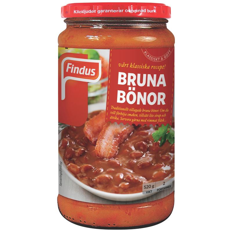 Bruna Bönor - 32% rabatt