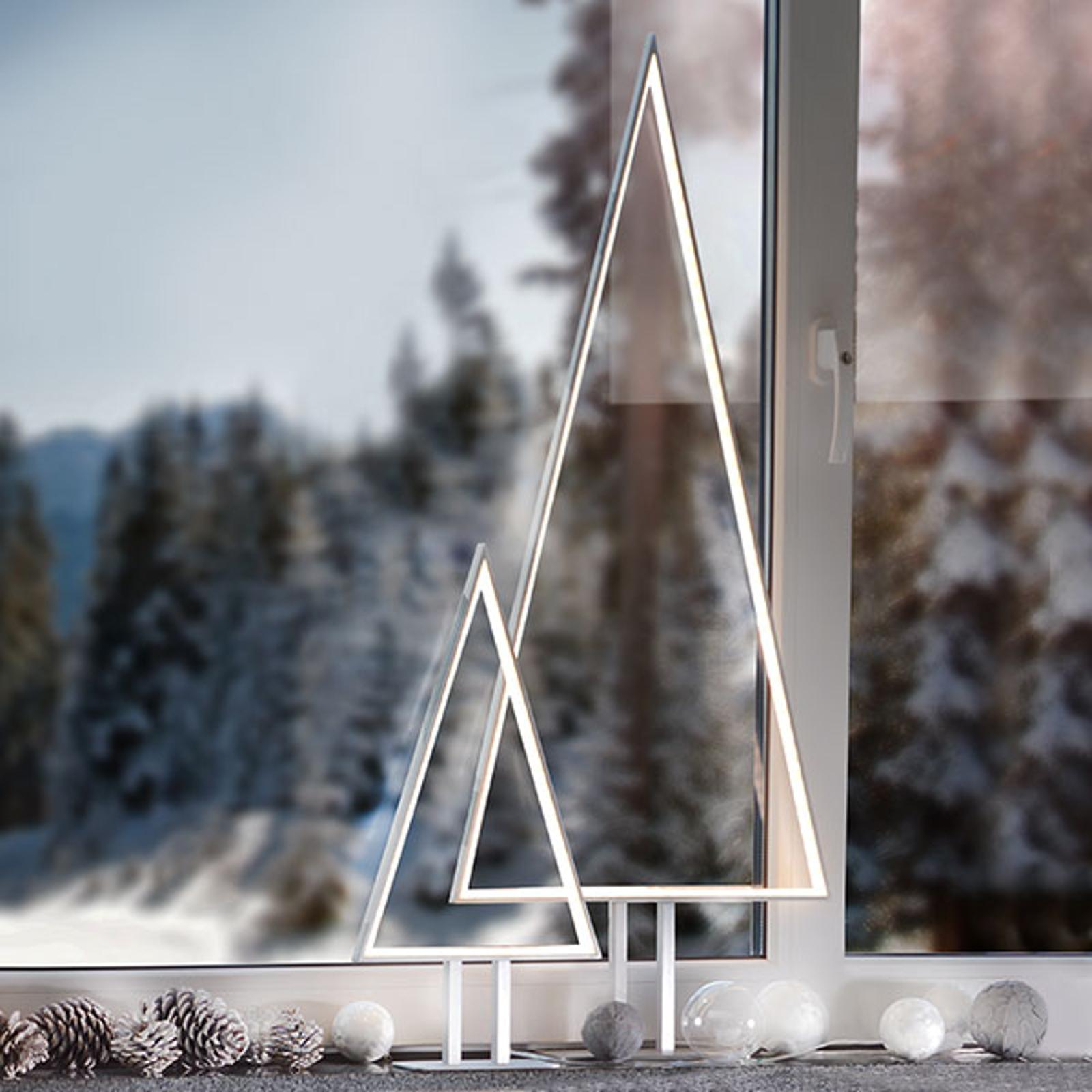 LED-koristevalaisin Pine alumiini 50 cm
