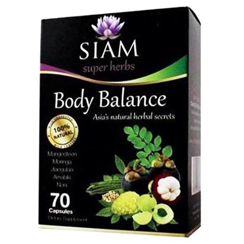 """Kosttillskott """"Body Balance"""" 70-pack - 59% rabatt"""