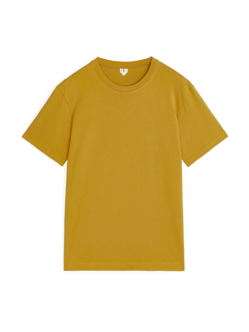 Midweight T-Shirt - Yellow