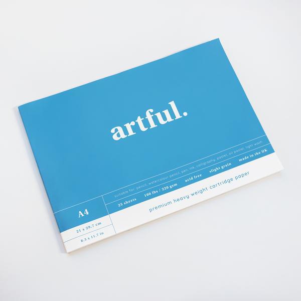 OUTLET Premium Cartridge Paper Pad A4