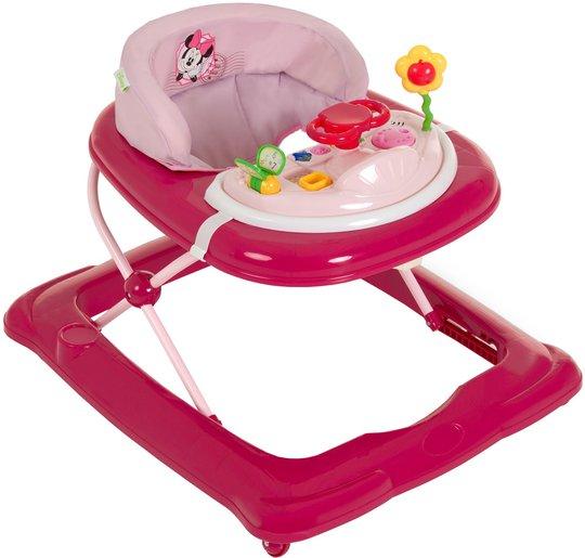 Hauck Player Gåstol Minnie, Pink