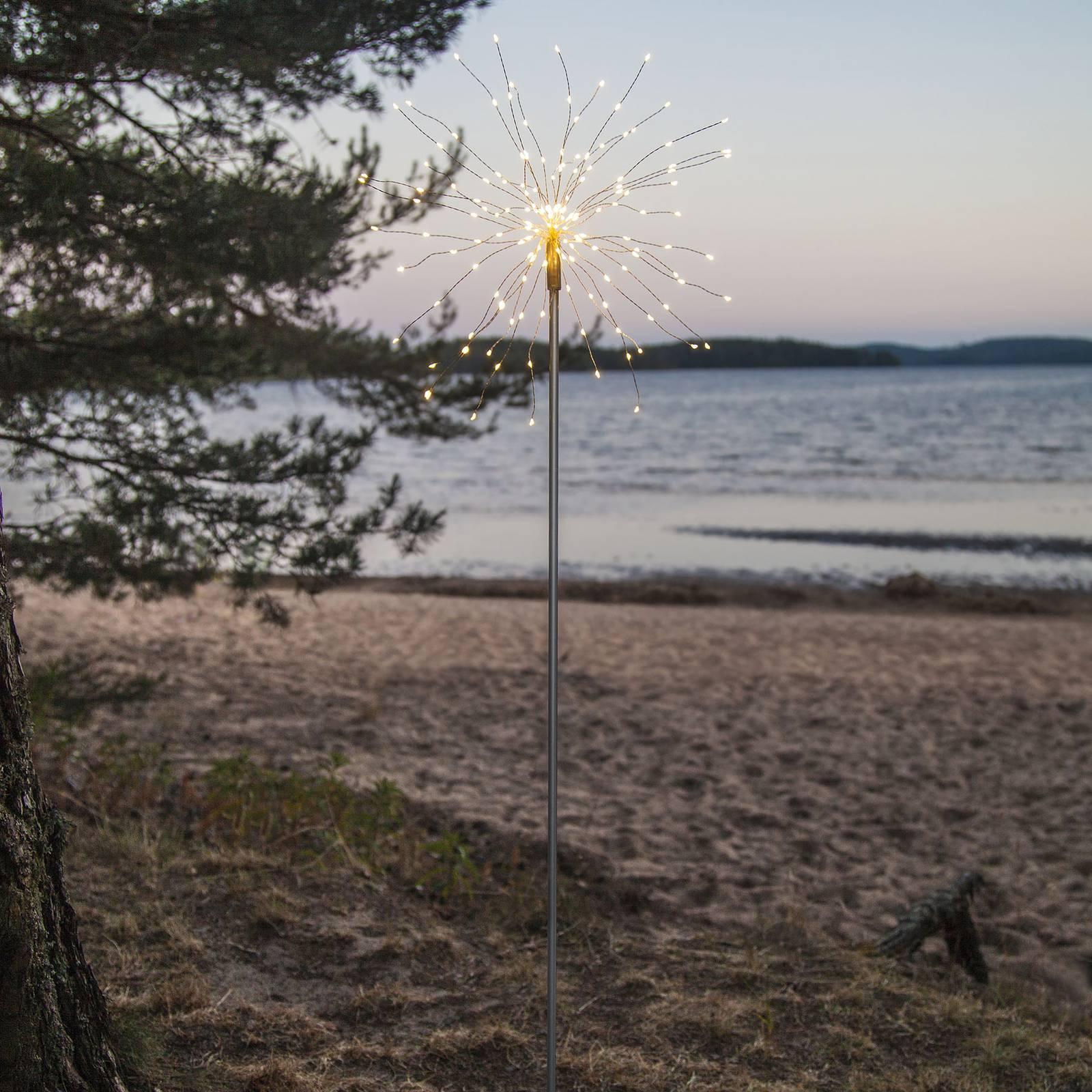 Firework Outdoor -LED-koristevalaisin, päivänvalo