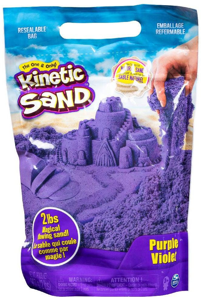 Kinetic Sand Colour Bag, Lila