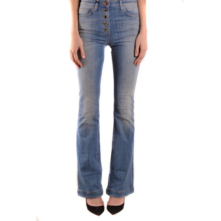 Elisabetta Franchi Women's Jeans Blue 171001 - blue 28
