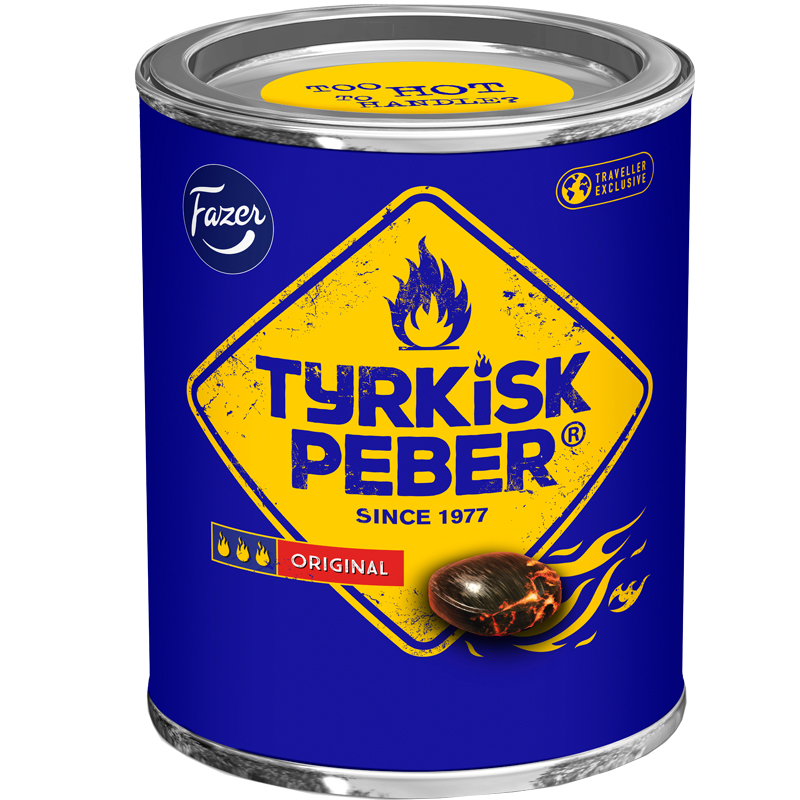 Tyrkisk Peber Original - 35% rabatt