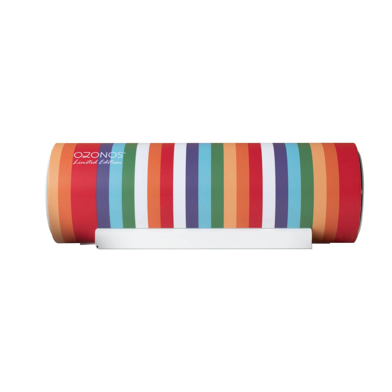 Ozonos AC-1 Pro -ilmanpuhdistin 0,210 ppm, Rainbow