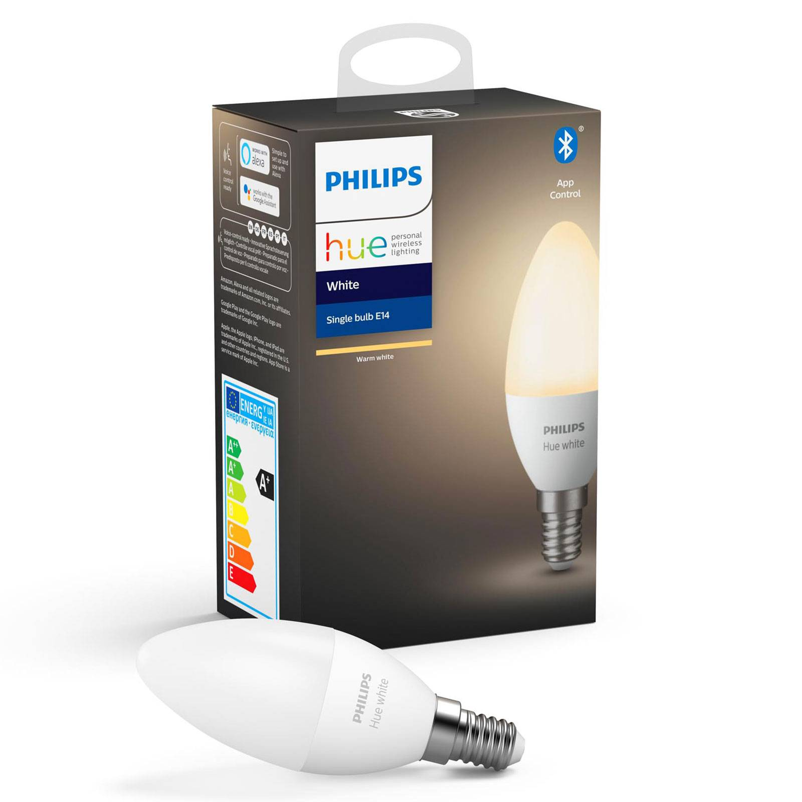 Philips Hue White 5,5 W E14 LED-kynttilälamppu