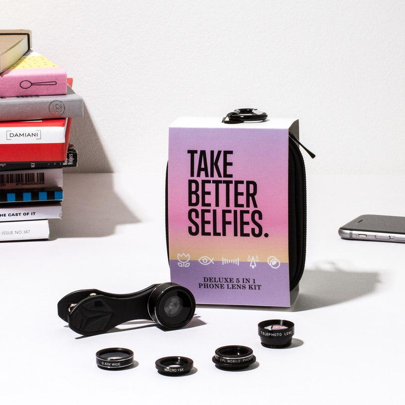 Take Better Selfies Lens Kit (20731)