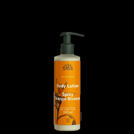 Rise & Shine Spicy Orange Blossom Bodylotion, 245 ml