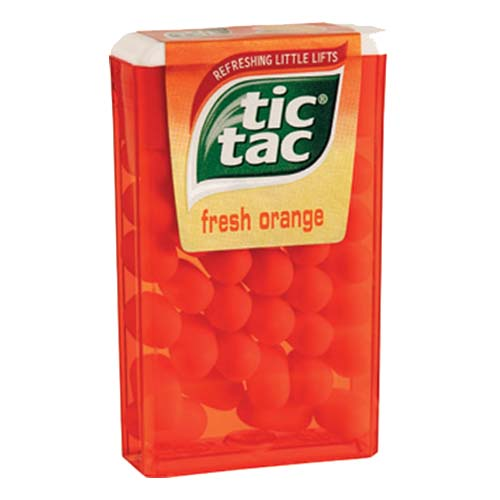 Tic Tac Apelsin - 18 gram
