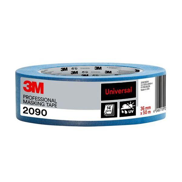 3M 2090 Maskeringsteip 36 mm x 50 m