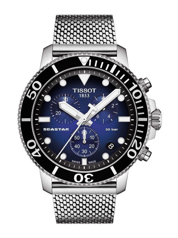 TISSOT Seastar 1000 Chronograph T120.417.11.041.02