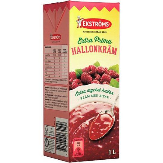 Hallonkräm Extra Prima - 28% rabatt