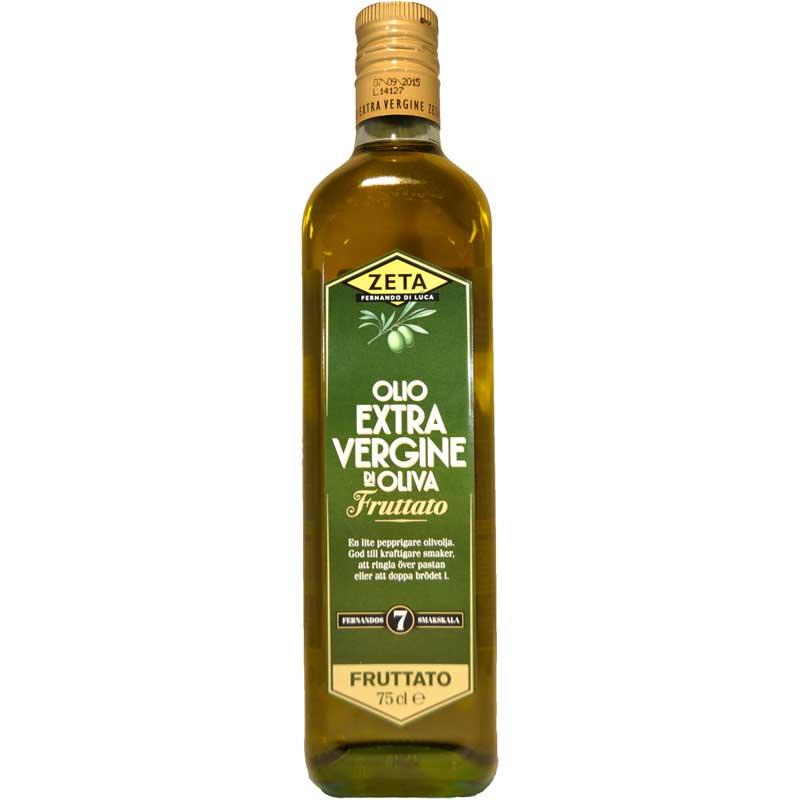 Olivolja Fruttato Extra Virgin - 38% rabatt