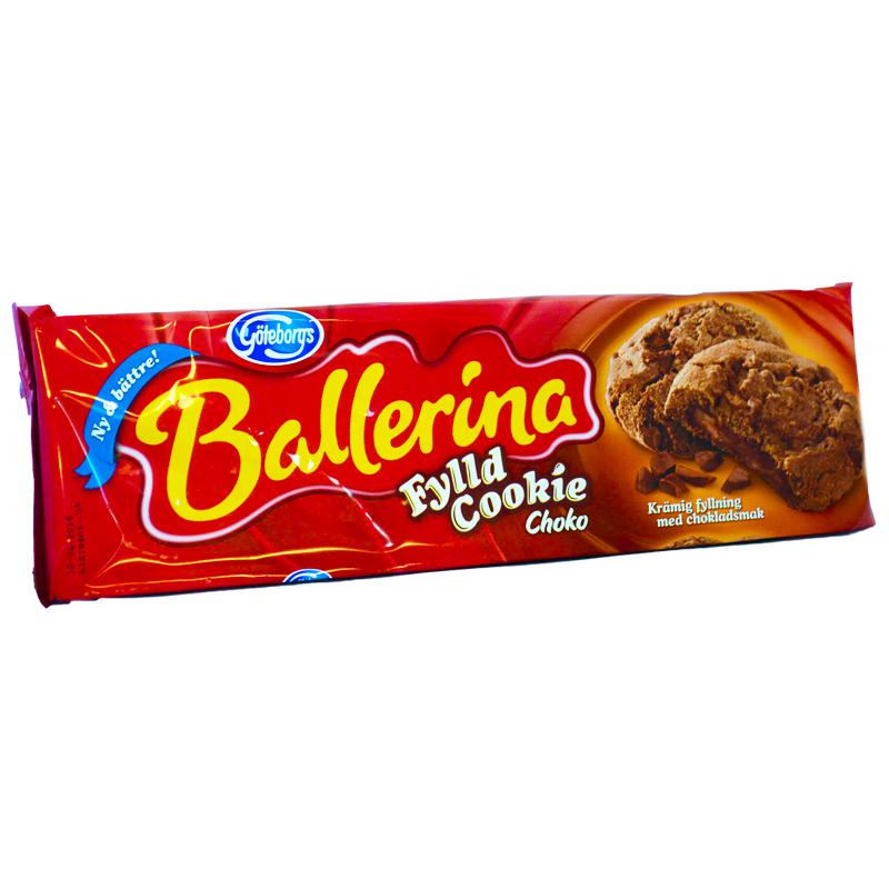 Ballerina Chokladfyllning - 67% rabatt