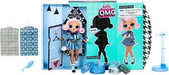 L.O.L. Surprise OMG 3.8 Doll - Uptown Girl