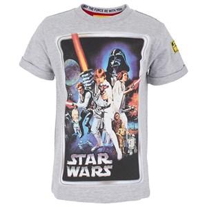 Fabric Flavours Star Wars T-shirt Grå 3-4 years